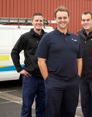 three of our contractors are ready to help you with any plumbing in Snohomish, WA